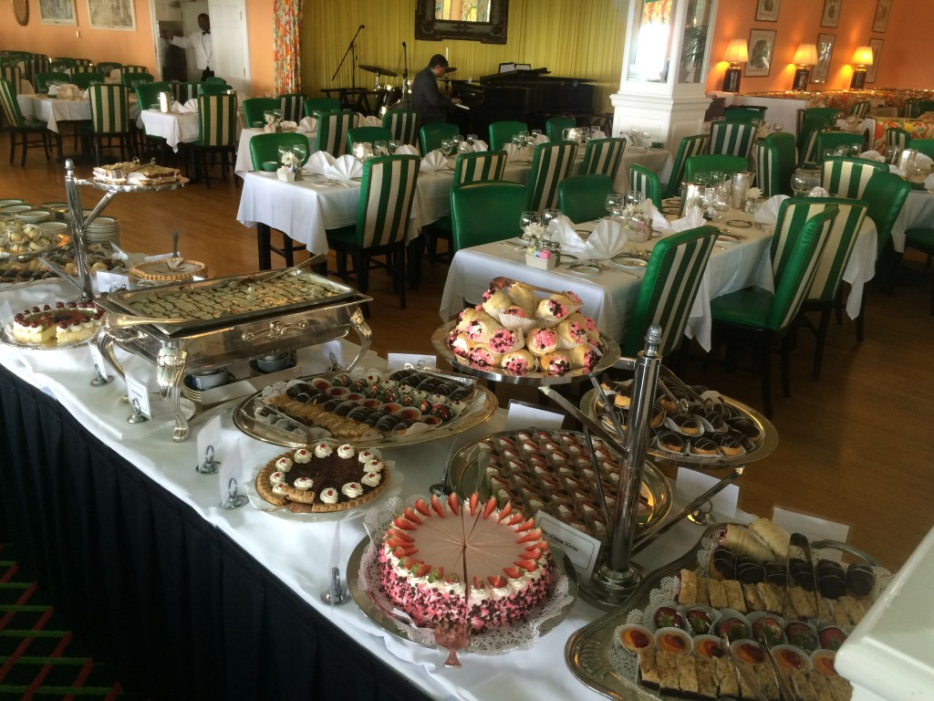 Grand Hotel Desserts