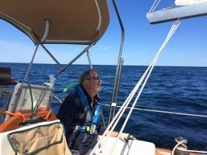 Sailing to Meldrum