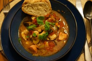 Cioppino - Seafood Unchained