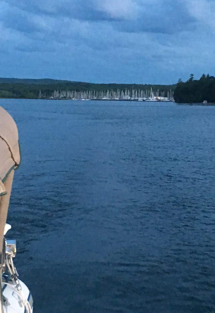 Farewell to Pikes Bay - a Sailor's Paradise