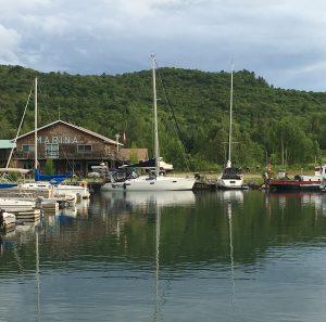 July 8 Gitchee Gumee Marina