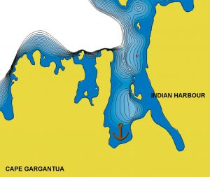 Indian Harbor Map