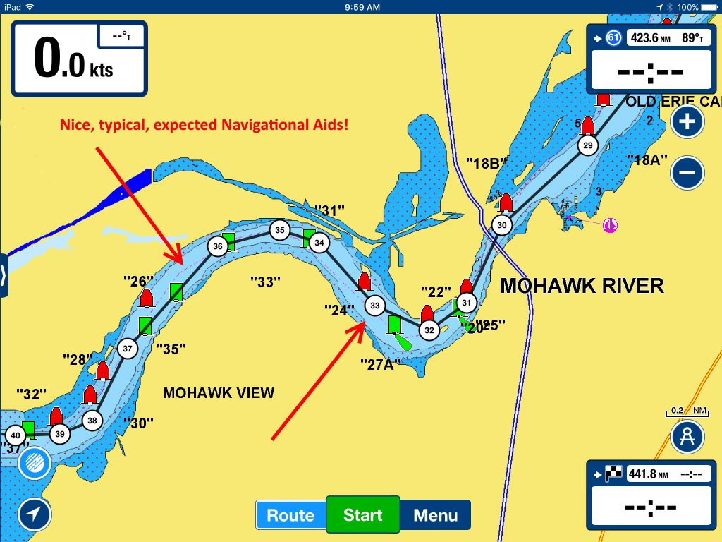 Navigating the Erie Canal