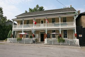 The Albion Hotel in Bayfield