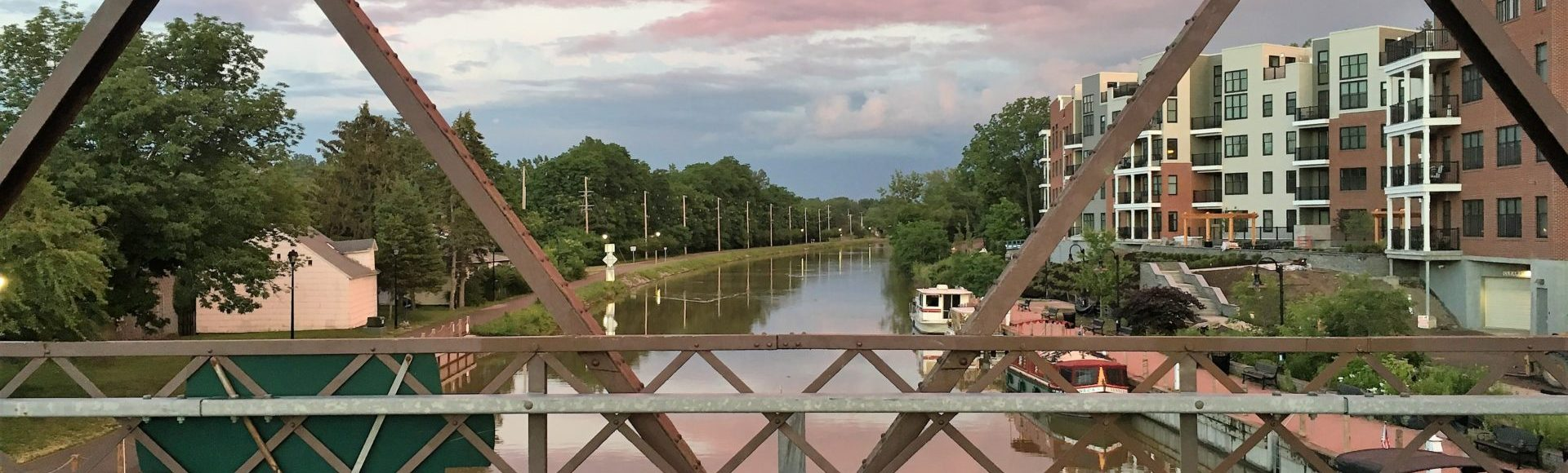 Catching Up – Fast Forward Through The Erie Canal!