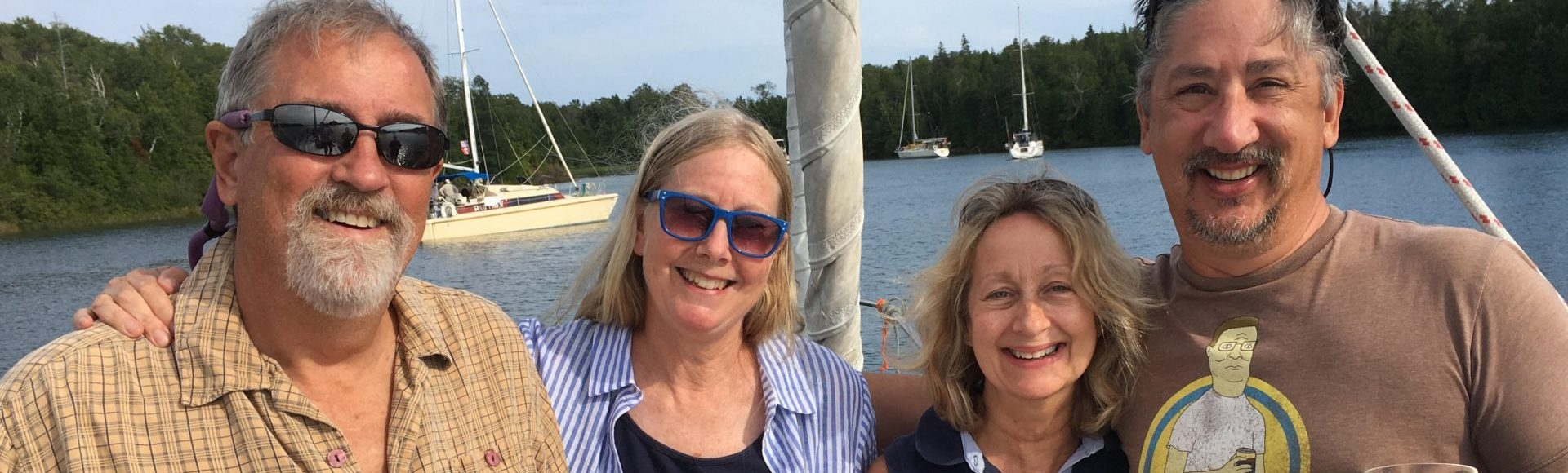 Cruising – The Mundane and the Fun in the North Channel