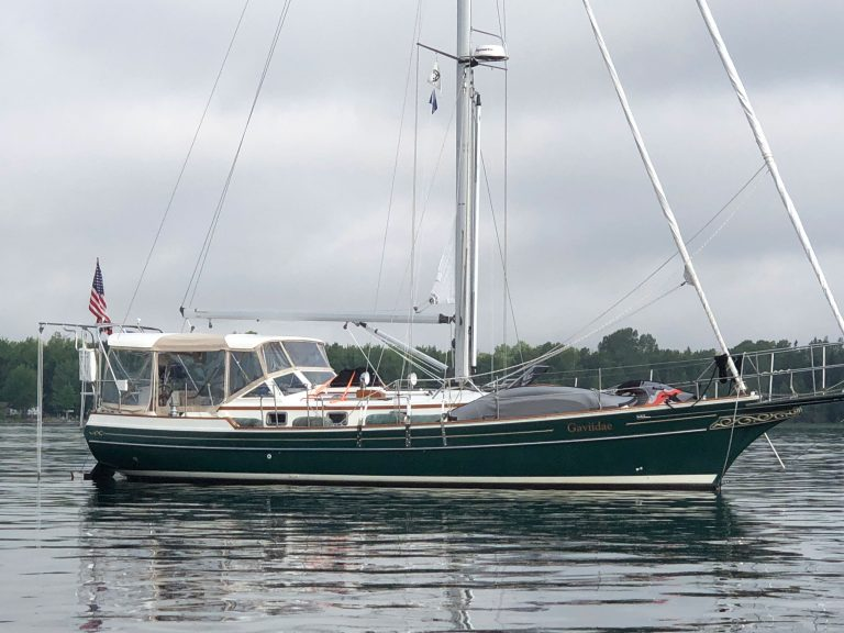 Gozzard G41 Hull #4