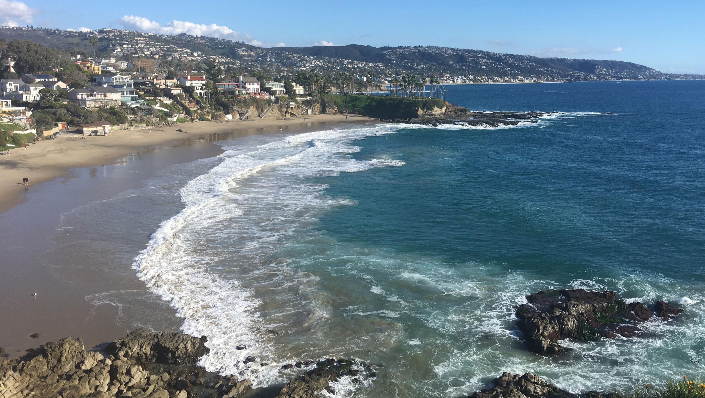 Laguna Beach View