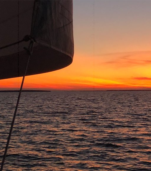 Crossing Georgian Bay